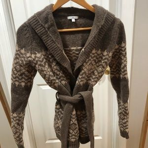 Warm Gap Cardigan